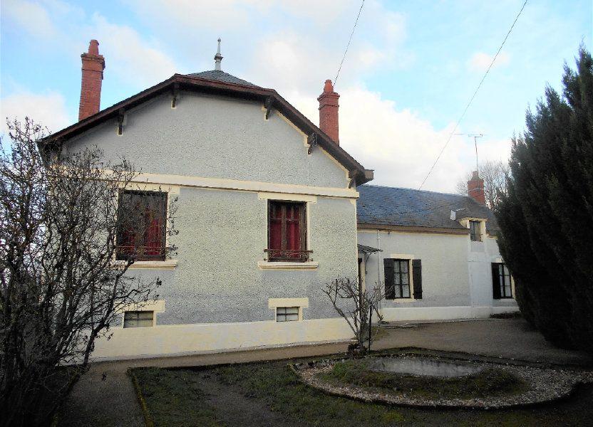 Maison à vendre 125m2 à La Guerche-sur-l'Aubois