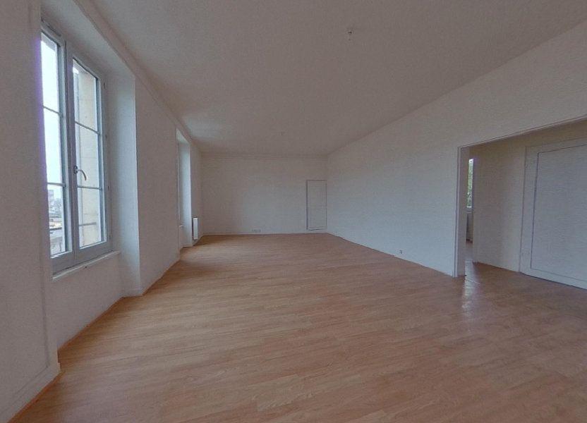 Appartement à louer 82.2m2 à Nevers