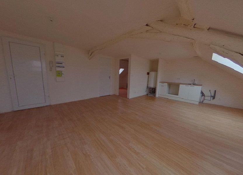Appartement à louer 45.8m2 à Nevers