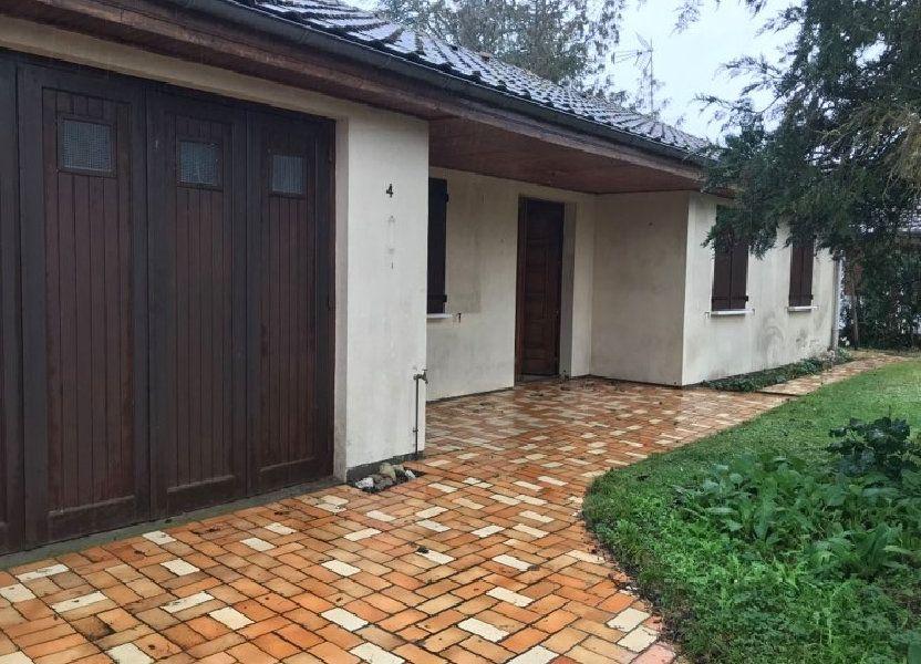 Maison à vendre 87m2 à Déols