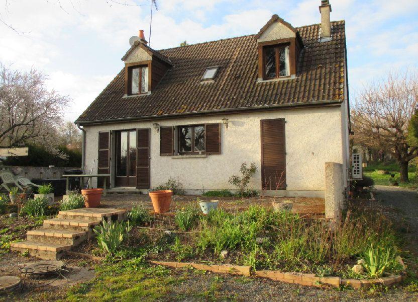 Maison à vendre 100m2 à Bengy-sur-Craon