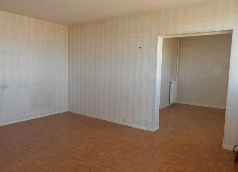 Appartement à vendre 73m2 à Nevers