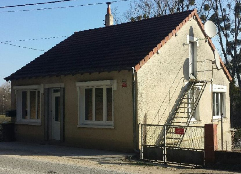 Maison à vendre 60m2 à Saint-Florent-sur-Cher