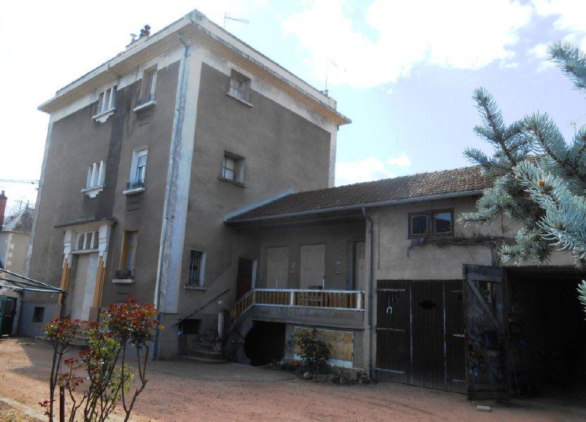 Appartement à vendre 92m2 à Nevers