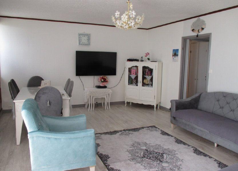 Appartement à vendre 77.73m2 à Bourges