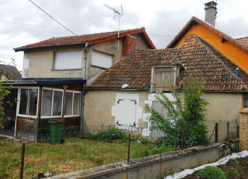 Maison à vendre 120m2 à Saint-Pierre-le-Moûtier