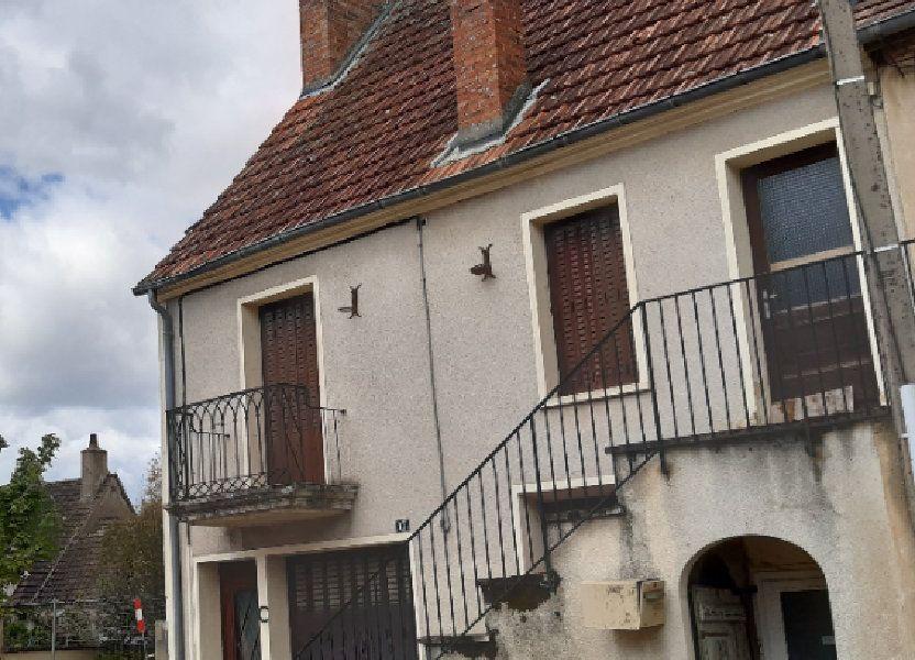Maison à vendre 78m2 à Chaulgnes