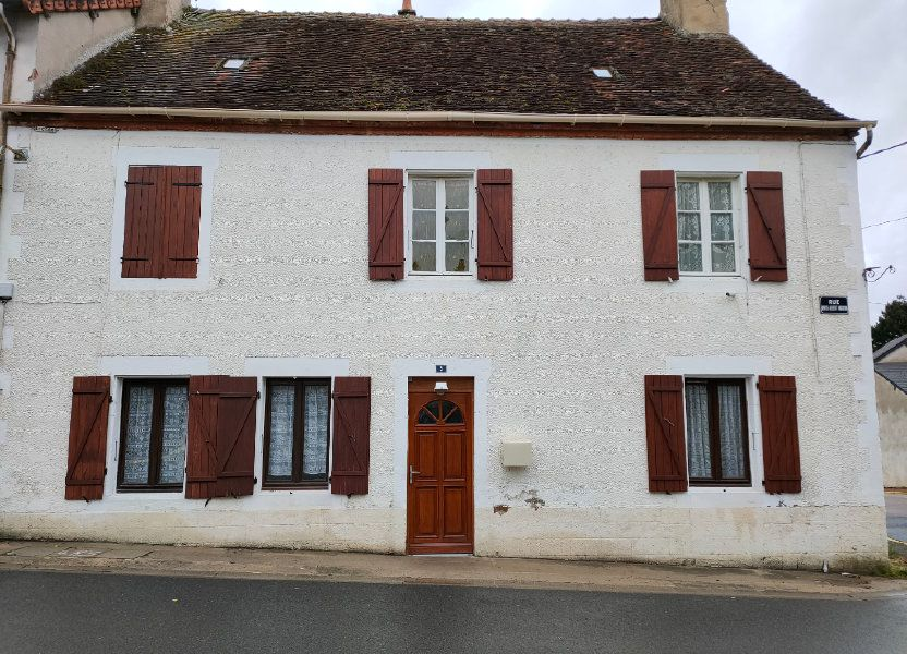 Maison à vendre 126m2 à Cercy-la-Tour