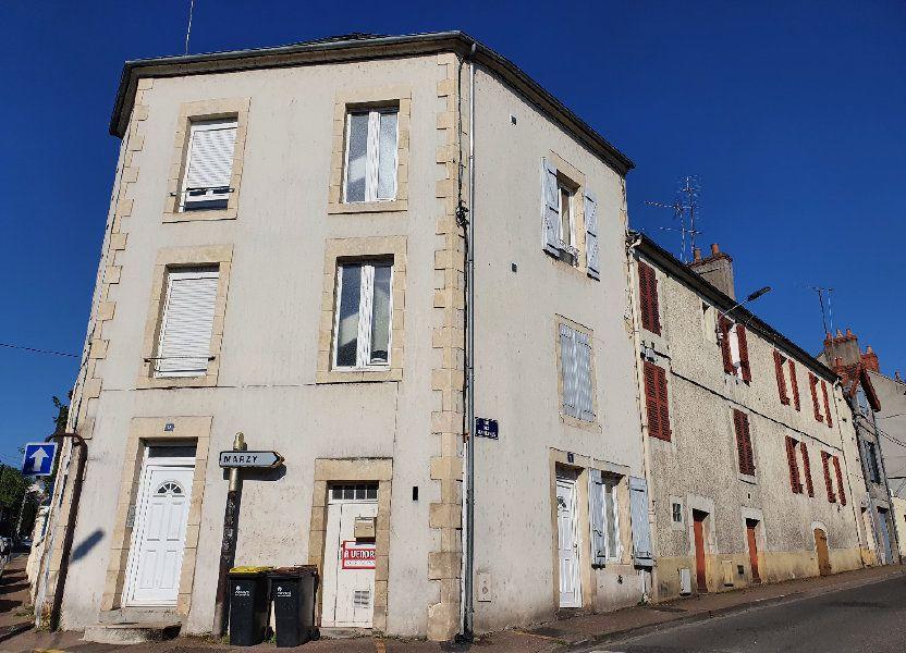 Immeuble à vendre 120m2 à Nevers