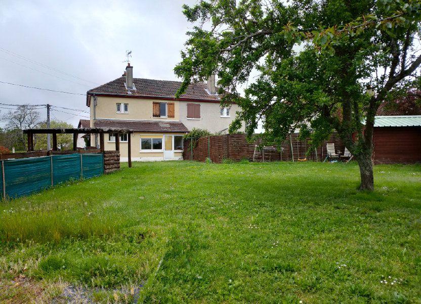 Maison à vendre 90m2 à Cercy-la-Tour