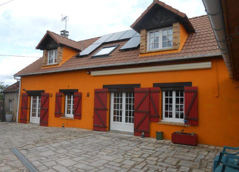 Maison à vendre 115m2 à Saint-Pierre-le-Moûtier