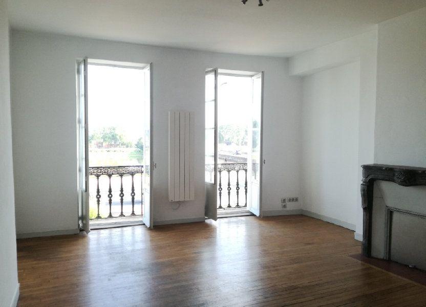 Appartement à vendre 66m2 à Nevers