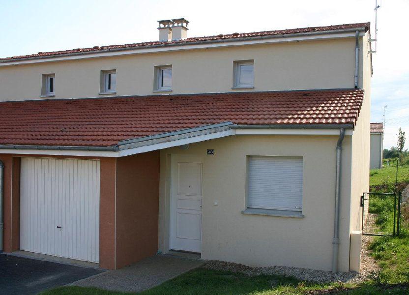 Maison à louer 76.5m2 à Saint-Éloi