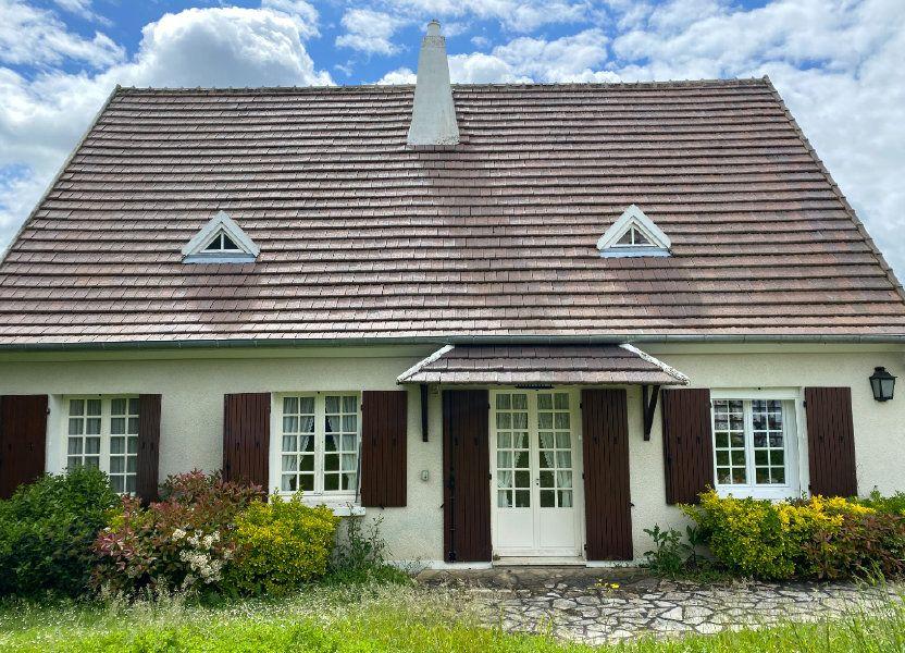 Maison à louer 158.2m2 à Nevers