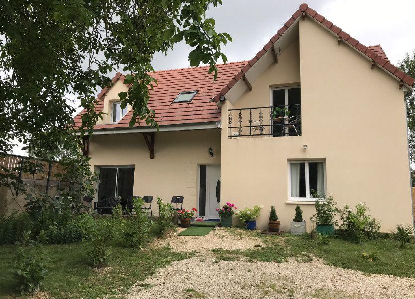 Maison à vendre 217m2 à Châteauroux