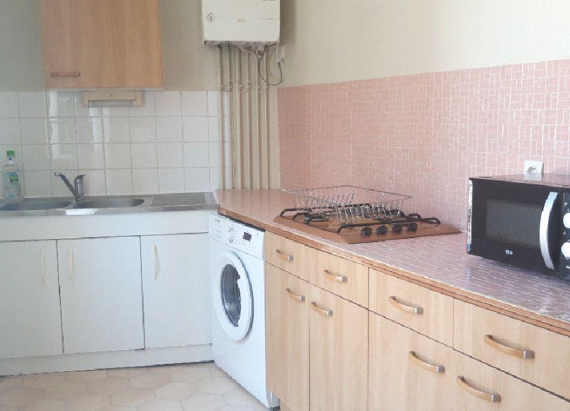 Appartement à louer 34m2 à Nevers