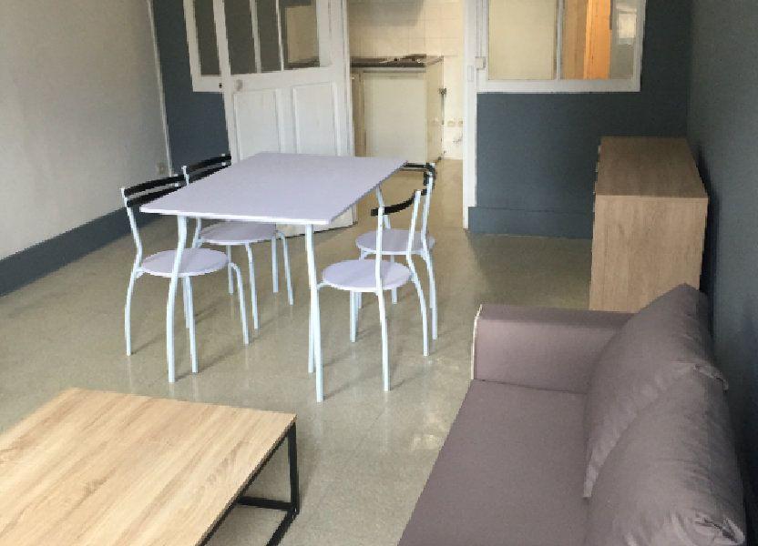 Appartement à louer 38.58m2 à Nevers