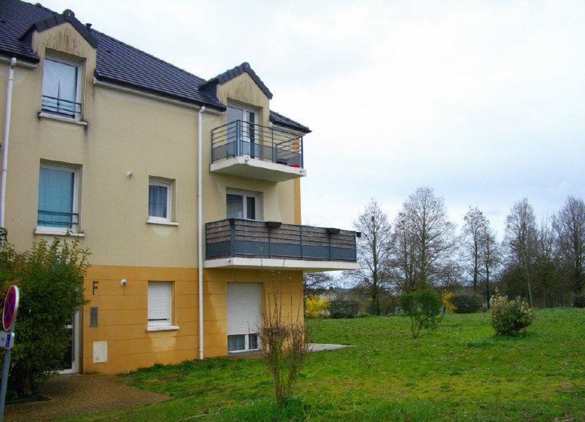 Appartement à louer 65.23m2 à Bourges