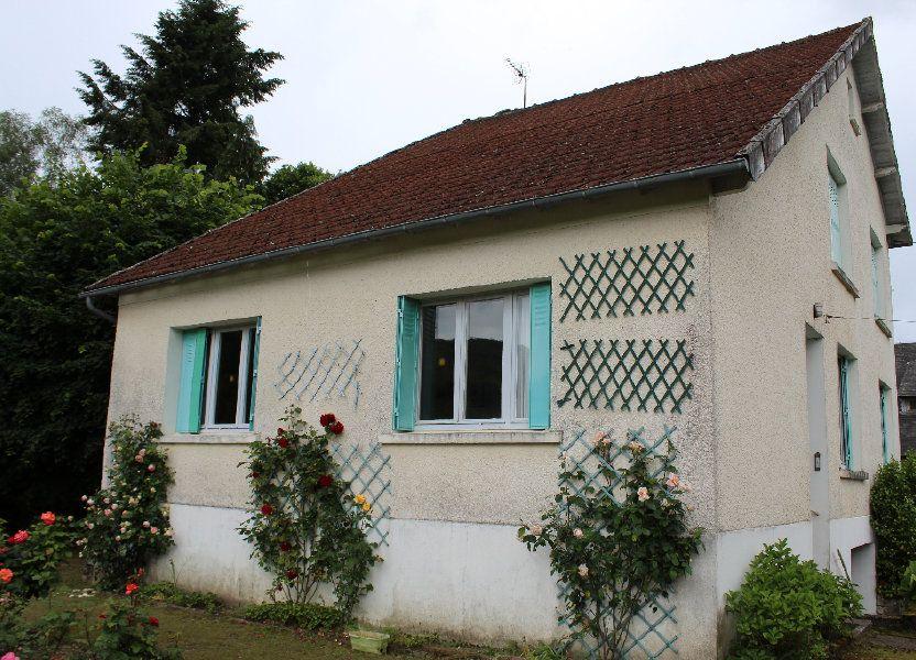 Maison à vendre 132m2 à Saint-Sulpice-Laurière