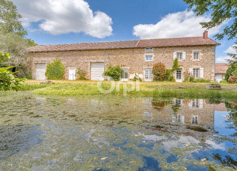 Maison à vendre 276m2 à Saint-Martin-Terressus