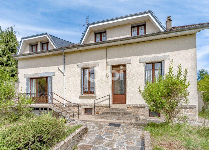 Maison à vendre 140m2 à Saint-Sulpice-Laurière