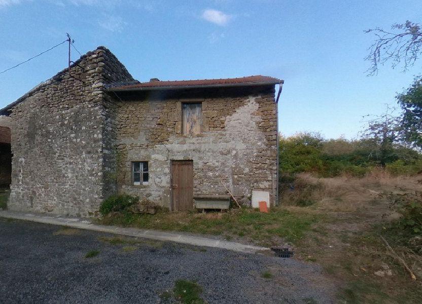 Maison à vendre 58m2 à Bersac-sur-Rivalier