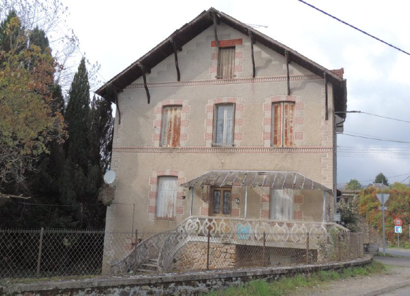 Maison à vendre 86m2 à La Jonchère-Saint-Maurice