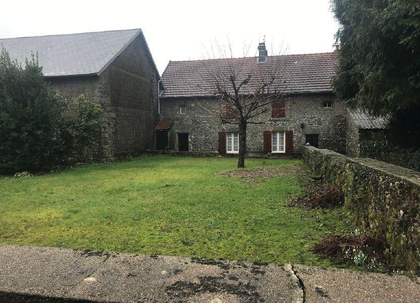 Maison à vendre 115m2 à Saint-Goussaud