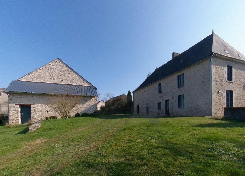 Maison à vendre 151m2 à Saint-Étienne-de-Fursac