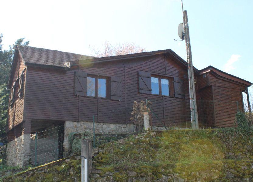 Maison à vendre 50m2 à Bessines-sur-Gartempe