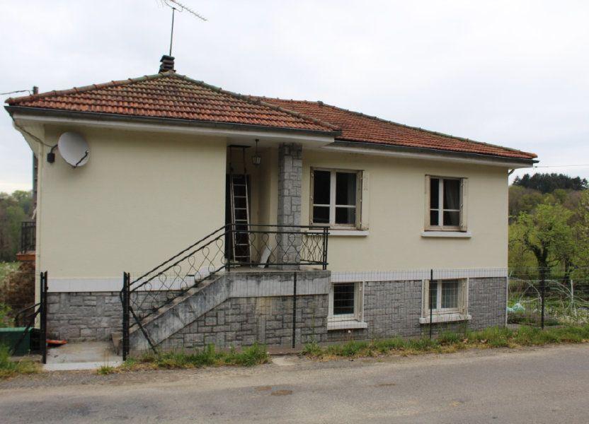Maison à vendre 148.21m2 à Saint-Sulpice-Laurière