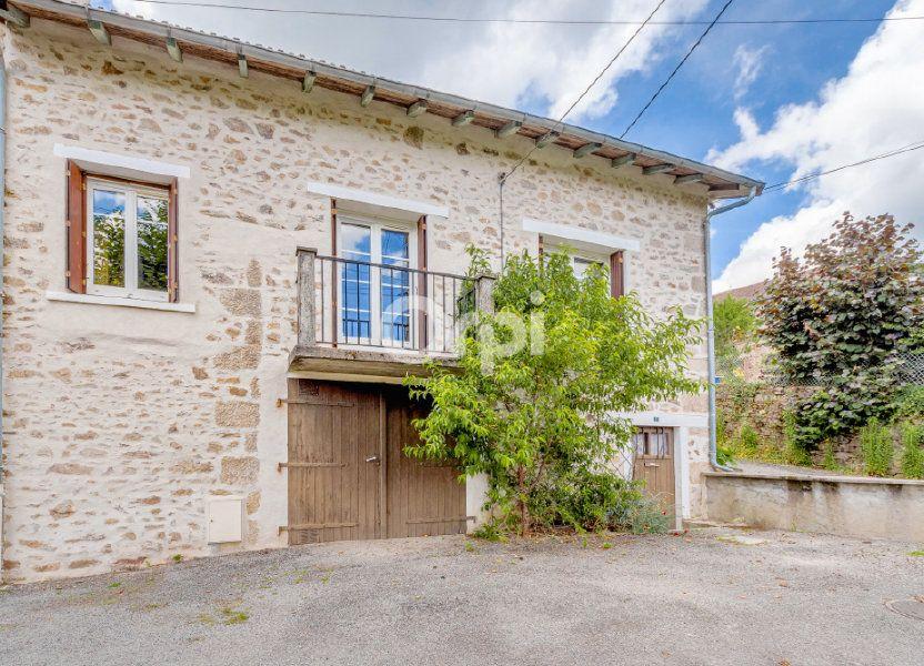 Maison à vendre 55m2 à Saint-Priest-Taurion