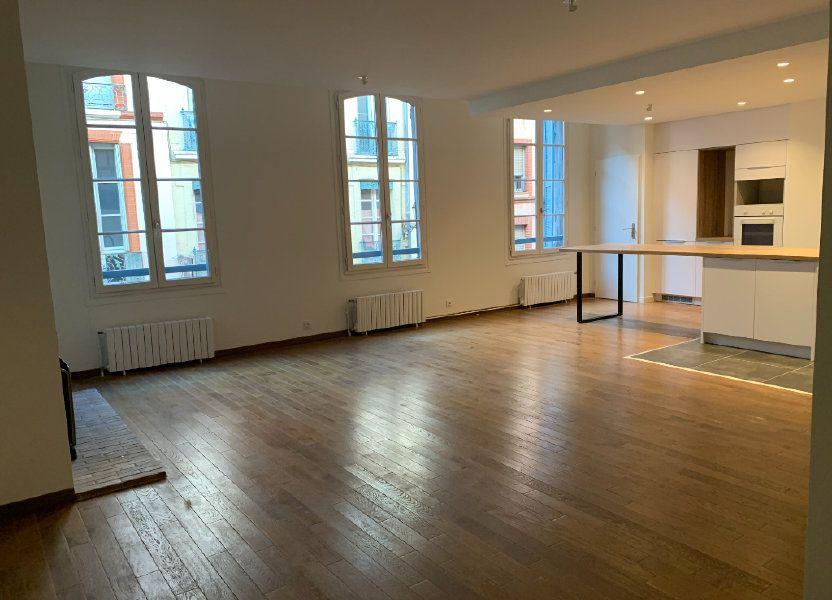 Appartement à vendre 106m2 à Toulouse