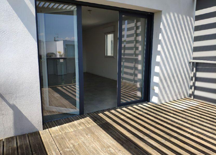 Appartement à louer 45.5m2 à Bayonne