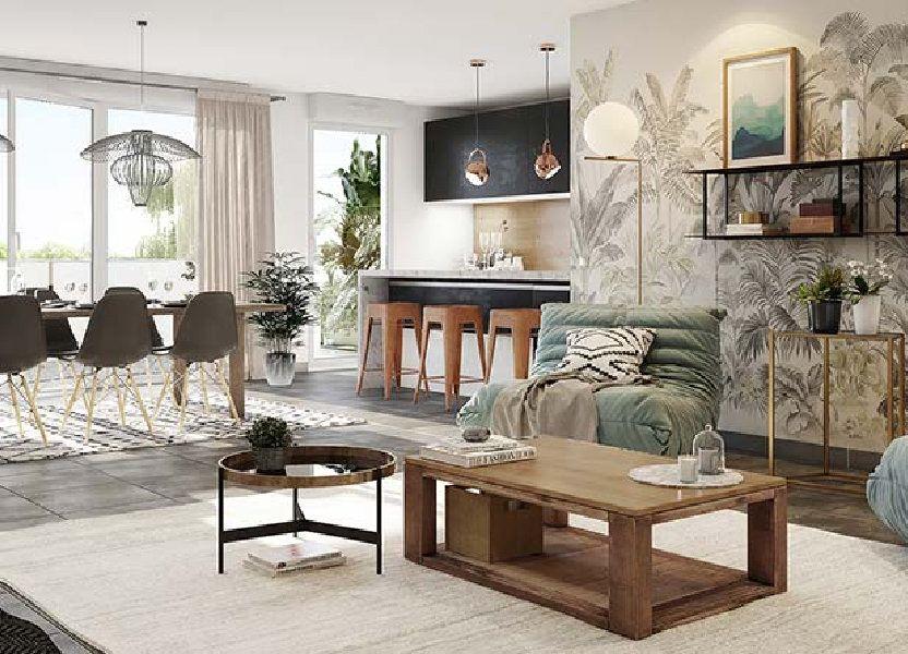 Appartement à vendre 94.37m2 à Bayonne