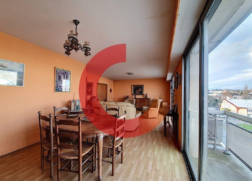 Appartement à vendre 80m2 à Cholet