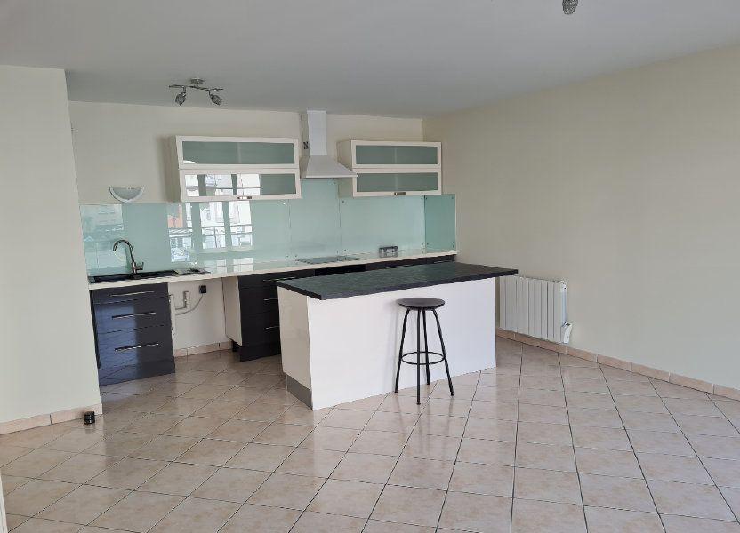Appartement à louer 59.2m2 à Meaux