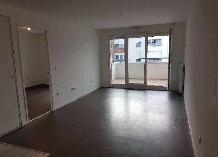 Appartement à louer 43.3m2 à Meaux