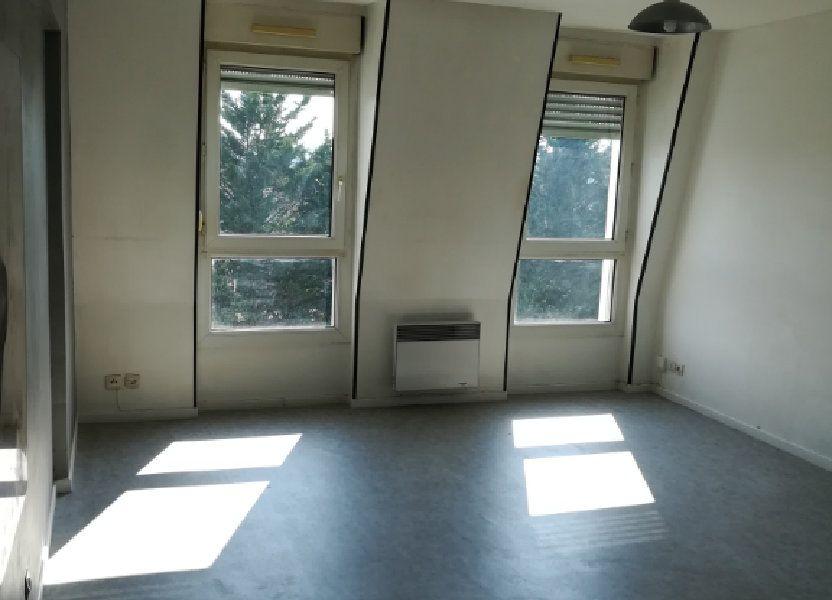 Appartement à louer 40.25m2 à Villenoy