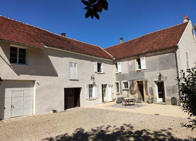 Maison à vendre 220m2 à Saint-Cyr-sur-Morin