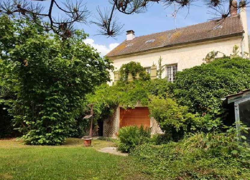 Maison à vendre 140m2 à Reuil-en-Brie