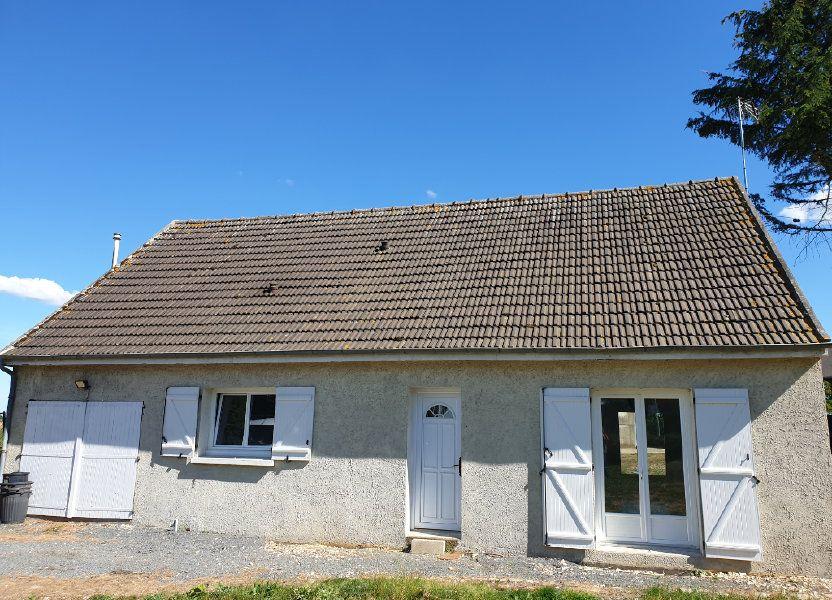 Maison à louer 84.83m2 à Réez-Fosse-Martin