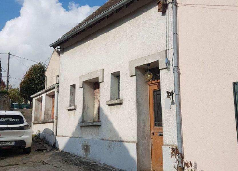 Maison à vendre 70m2 à La Ferté-sous-Jouarre