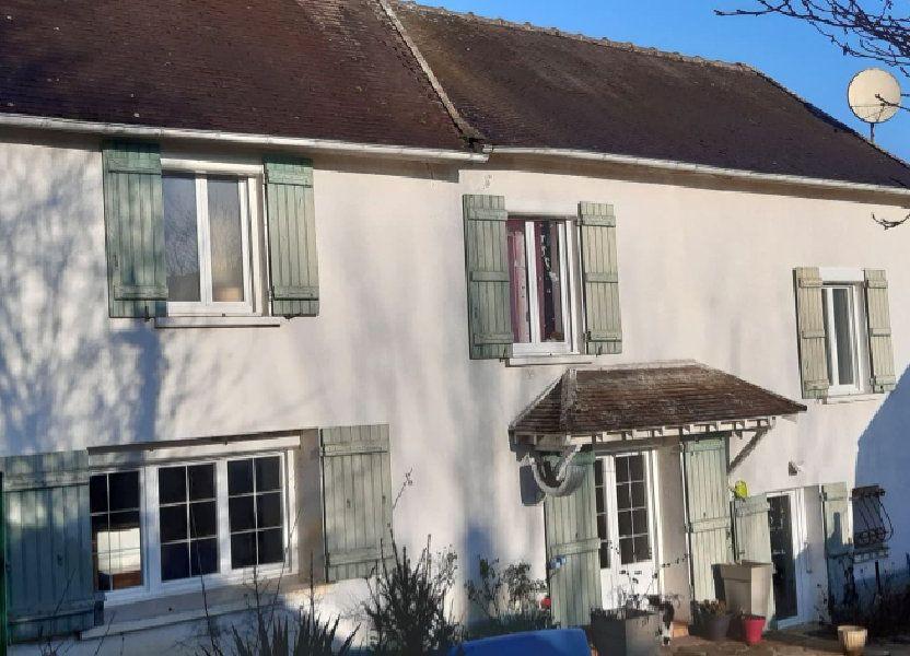 Maison à vendre 176m2 à Montreuil-aux-Lions