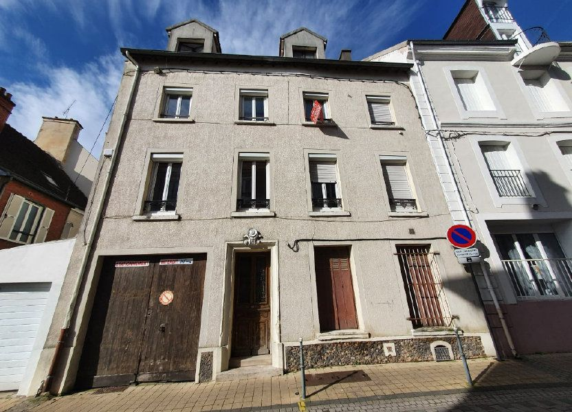 Appartement à vendre 40m2 à La Ferté-sous-Jouarre
