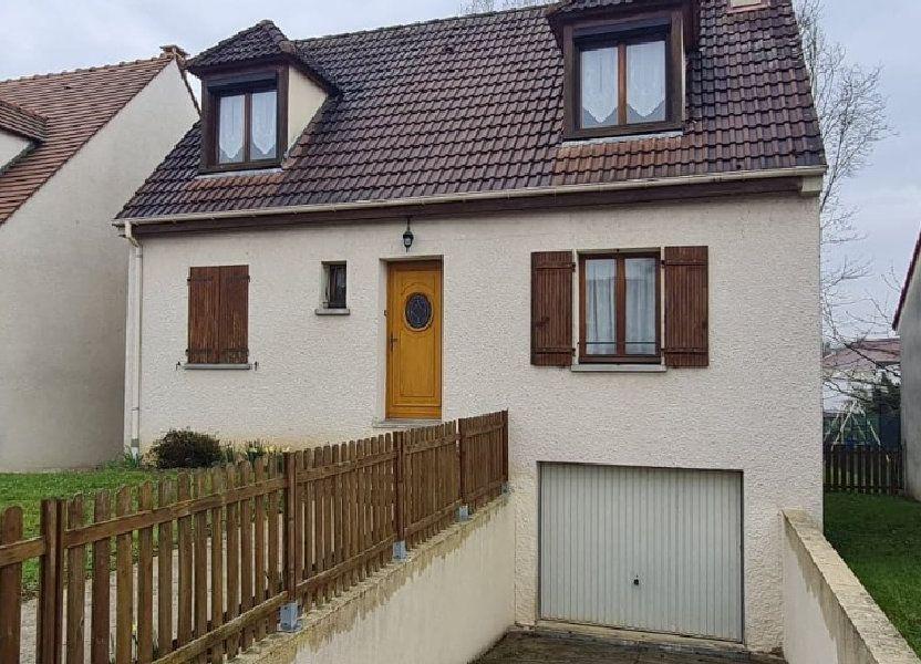 Maison à vendre 95m2 à La Ferté-sous-Jouarre