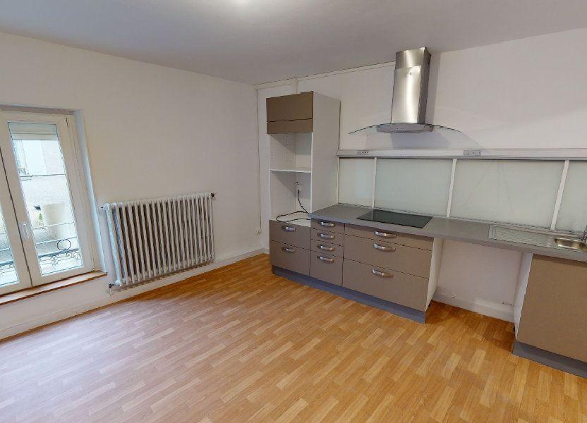 Appartement à louer 101.21m2 à Nanteuil-lès-Meaux