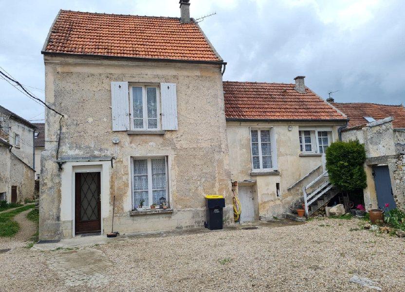 Maison à vendre 80m2 à La Ferté-sous-Jouarre