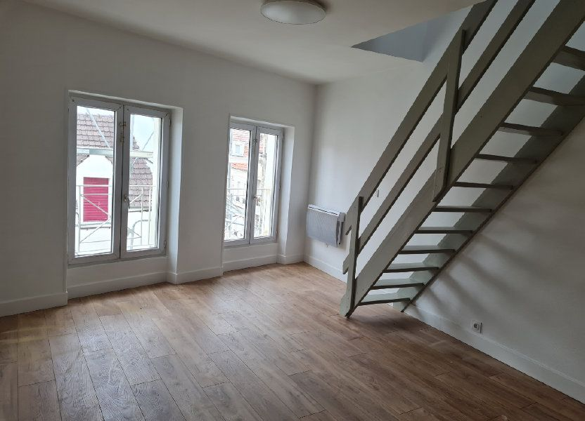 Appartement à louer 38.65m2 à Meaux