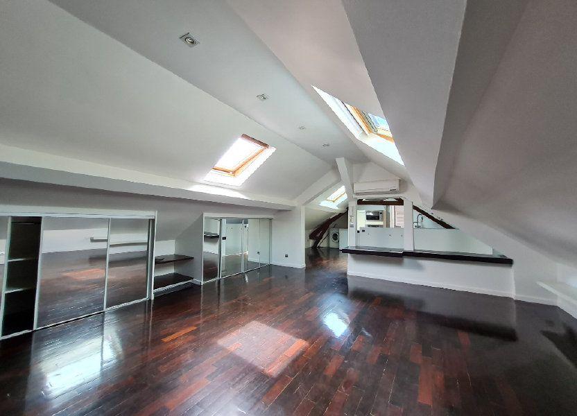 Appartement à louer 26.2m2 à Villenoy